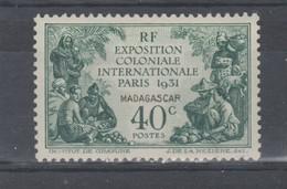Madagascar  -1931    N° 179  Neuf X - Madagascar (1889-1960)