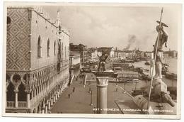 W555 Venezia - Panorama Dalla Biblioteca - Library Bibliotheque / Viaggiata 1942 - Venezia