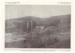 1913 - Lavoûte-sur-Loire (Haute-Loire) - Le Château De La Voulte-Polignac - FRANCO DE PORT - Old Paper