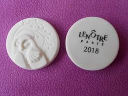 FEVE LENOTRE 2018 Les Contes De La Forêt - Le Hiboux - Charms