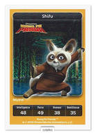 TCG - DREAMWORKS CARREFOUR - 90 - Kung Fu Panda - Shifu - Disney