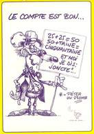 Humour Souris Rat   B 764 - Humour