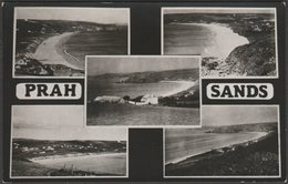 Multiview, Prah Sands, Cornwall, C.1940s - RP Postcard - Other