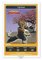 TCG - DREAMWORKS CARREFOUR - 99 - Kung Fu Panda - Tigresse - Disney