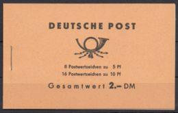 """4 A 3 """"Ulbricht"""", Links Nicht Durchgezähnt, Erste Beide Blätter Schwache BZN Unten! Bisher Unbekannt!!!, ** - DDR"""