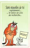 Illustrateur Dacquin Humour Souris Chat     B 775 - Humour
