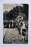 La Joyeuse Entrée Des Souverains Au Waux-Hall Le 7/09/1913 - Mons