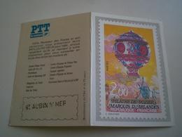 Calendrier De Poche 1984  La POSTE Timbre    ( Petit, Mini, Publicitaire) - Calendriers