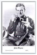 JOHN WAYNE - Film Star PHOTO POSTCARD - 194-8 Swiftsure Postcard - Artistas