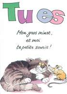 Humour Souris Chat    B 787 - Humour
