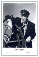 JOHN WAYNE - Film Star PHOTO POSTCARD - 194-21 Swiftsure Postcard - Artistas