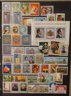 Luxemburg 1980   Van  Nr. 1009  Tot 1059      Postfris **   Zie Foto   CW 40,00 - Luxembourg
