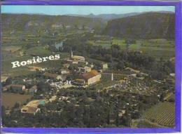 Carte Postale 07. Rosières   Très Beau Plan - France