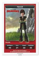 TCG - DREAMWORKS CARREFOUR - 121 - Dragons - Harold - Disney