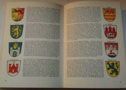 """""""Deutsche Wappen"""", Band 5 Niedersachsen Und Schleswig-Holstein, Gute Erhaltung - Album & Cataloghi"""
