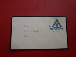La Bolivie Enveloppe Peuqeño Avec Timbre Condamne à Une Amende 1936 - Bolivia