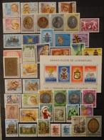 Luxemburg 1984   Van  Nr. 1112  Tot 1159      Postfris **   Zie Foto   CW 73,00 - Luxembourg