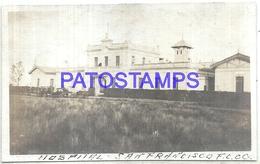 106341 ARGENTINA CORDOBA SAN FRANCISCO HOSPITAL CIRCA 1920 PHOTO NO POSTAL POSTCARD - Photographie
