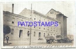 106342 ARGENTINA CORDOBA MILL MOLINO HARINERO SAN FRANCISCO CIRCA 1920 PHOTO NO POSTAL POSTCARD - Photographie