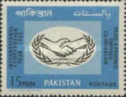 USED  STAMPS Pakistan - International Co-operation Year - 1965 - Pakistan