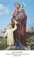S. GIUSEPPE - TROINA (EN)  - M - PR - Mm. 60 X 100 - Religione & Esoterismo