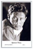 SPENCER TRACY - Film Star PHOTO POSTCARD - 285-1 Swiftsure Postcard - Künstler