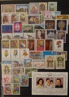 Luxemburg 1986   Van  Nr. 1160  Tot 1213      Postfris **   Zie Foto   CW  102,00 - Luxembourg