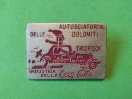 SPORT INVERNALI SPILLE  Autosciatoria Dolomiti 6° Edizione Lavarone 1969 - Italia