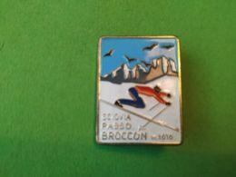 SPORT INVERNALI SPILLE  Sciovia Passo Broccon 1616 M: - Italia