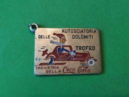 SPORT INVERNALI SPILLE  Autosciatoria Dolomiti 7° Edizione Folgarida 1970 - Italia