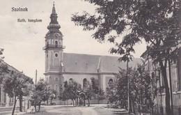 SZOLNOK,HUNGARY OLD POSTCARD (C368) - Hongrie