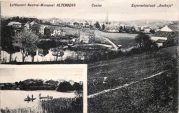 Belgique - La Calamine - Plombières - Neutral Moresnet Altenberg Casino - Esperantostaat Amikejo - La Calamine - Kelmis