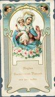 °°° Santino - Regina Sacratissimi Rosarii Ora Pro Nobis  °°° - Religione & Esoterismo