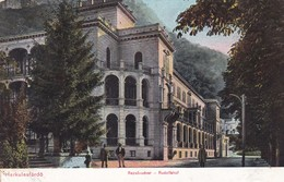 HERKULES FURDO,ROMANIA OLD POSTCARD (C372) - Roumanie