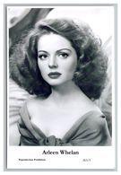 ARLEEN WHELAN - Film Star Pin Up PHOTO POSTCARD - 263-1 Swiftsure Postcard - Artistas