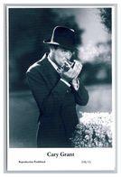 CARY GRANT - Film Star PHOTO POSTCARD - 198-15 Swiftsure Postcard - Artistas