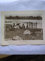 Usa 1912 Printed Photo  In Filipinas - Professions