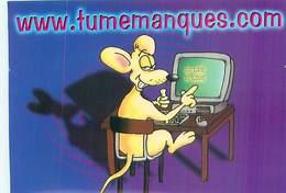 Humour Souris Ordinateur    B 824 - Humour