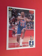 1025-1050 : TRADING CARD BASKET NBA UPPER DECK 93-94 (ED. BILINGUE) : N°243 ARMON GILLIAM - Tarjetas De Colección