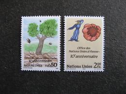 O.N.U. Office De Genève: Paire N° 178 Et N°179, Neufs XX. - Geneva - United Nations Office