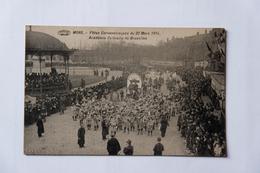 Fêtes Carnavalesques Du 22/03/1914 - Mons