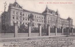 PECS,HUNGARY OLD POSTCARD (C379) - Hongrie