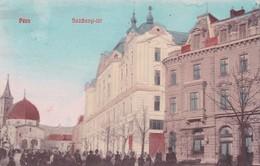 PECS,HUNGARY OLD POSTCARD (C380) - Hongrie