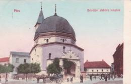 PECS,HUNGARY OLD POSTCARD (C381) - Hongrie