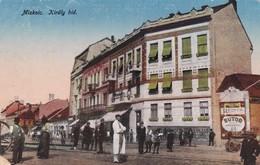 MISKOLC,HUNGARY OLD POSTCARD (C383) - Hongrie