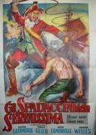 GLI SPADACCINI DELLA SERENISSIMA - Posters