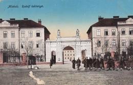 MISKOLC,HUNGARY OLD POSTCARD (C385) - Hongrie