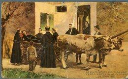 °°° Santino - La Beata Morte Del Glorioso Santo Antonio Da Padova (13 Giugno 1231) °°° - Religione & Esoterismo