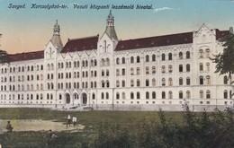SZEGED,HUNGARY OLD POSTCARD (C390) - Hongrie