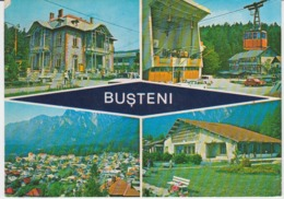 Busteni Cable Used (ask For Verso) - Romania